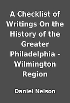 A Checklist of Writings On the History of…