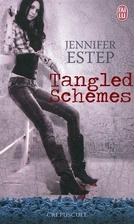 Tangled Schemes by Jennifer Estep