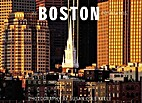 Boston: 21 Postcards by Browntrout…