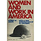 Women and Work in America by Robert Walter…