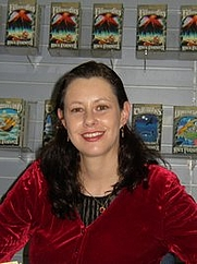 Author photo. Used with Permission, Copyright by Galaxy Bookshop.