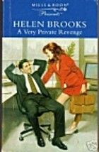 A Very Private Revenge by Helen Brooks