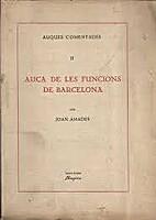 Auca dels Edificis Notables de Barcelona by…