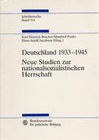 Deutschland 1933 - 1945 : neue Studien zur…