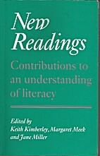 New Readings: Contributions to an…