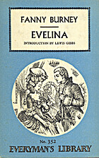 Evelina by Fanny Burney