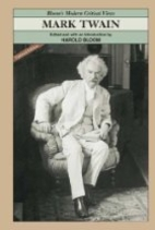 Mark Twain (Bloom's Modern Critical Views)…