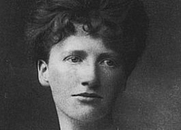 Author photo. Eglantyne Jebb (Wikipedia)