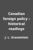 Canadian foreign policy : historical…