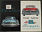 1956 Packard The NEW '56 Clipper with…