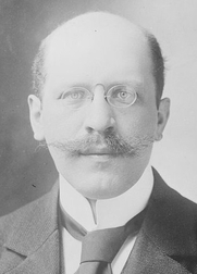 Author photo. Hugo Münsterberg (1863–1916): Library of Congress Prints and Photographs Division, George Grantham Bain Collection (REPRODUCTION NUMBER:  LC-DIG-ggbain-02822) (cropped)