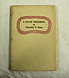 A Lei of Thoughts by Dorothy P. Hunt