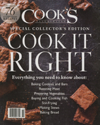Cook it right 2016 by Cook's Illustrated