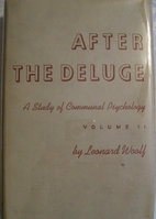 After the Deluge (Vol 2) by Leonard Woolf