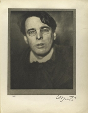 Author photo. Photo by Alvin Langdon Coburn, 1908 (courtesy of the <a href=&quot;http://digitalgallery.nypl.org/nypldigital/id?483420&quot;>NYPL Digital Gallery</a>; image use requires permission from the New York Public Library)