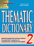 THEMATIC DICTIONARY 2 by Stephen Curtis