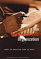 The multidimensional organization by Richard…