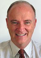 Author photo. Associate Professor Barry Spurr, University of Sydney