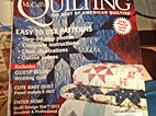 McCalls Quilting May. June 2012
