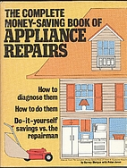 The complete money-saving book of appliance…