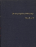 The Encyclopedia of Philosophy Volumes 5 & 6…