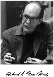 Author photo. Dr. Richard S. MacNeish (1918-2001)