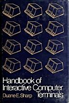 Handbook of Interactive Computer Terminals…