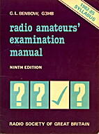 Radio Amateurs' Examination Manual by G.L.…