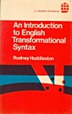 An introduction to English transformational…