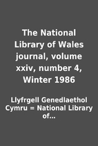 The National Library of Wales journal,…