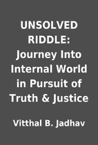 UNSOLVED RIDDLE: Journey Into Internal World…