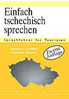 Einfach tschechisch sprechen : Sprachführer…