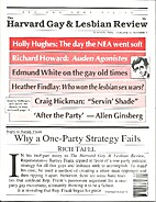The Harvard Gay & Lesbian Review (Volume…