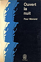 Open All Night by Paul Morand