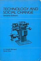Technology and Social Change by H. Russell…