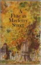 A Flute In Mayferry Street by Eileen Dunlop