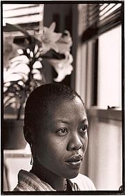 Author photo. Meri Nana-Ama Danquah