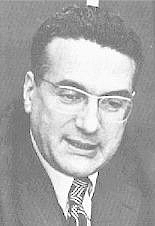 Author photo. Ernest Mandel (1923-1995)