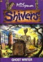 Ghost Writer (Shiver #3) (SHIVERS, # 3) by…