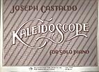 Kaleidoscope : for solo piano by Joseph…