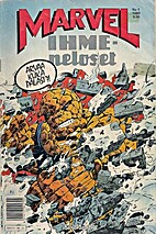 Ihmeneloset: Marvel 1/1989 by John Byrne