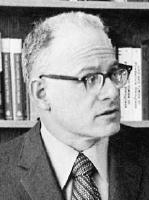 Author photo. August Meier (1923-2003) from <a href=&quot;http://www.librarything.com&quot;>Life in Legacy</a>