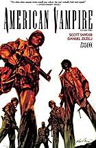 American Vampire - Vol. 3 by Scott Snyder