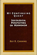 My Continuing Quest : Sociological…
