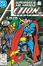 Action Comics, #593 by John Byrne