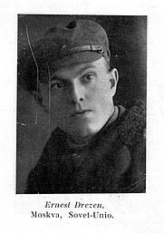 Author photo. Ernest Drezen