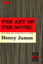 The Art of the Novel: Critical Prefaces by…