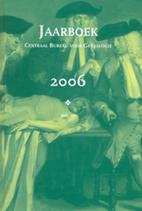 Jaarboek van het Centraal Bureau voor…