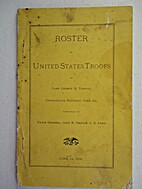 Roster of United States Troops at Camp…