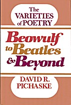 Beowulf to Beatles and Beyond: The Varieties…